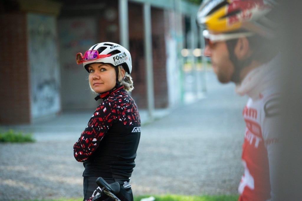 sina frei am urban bike festival