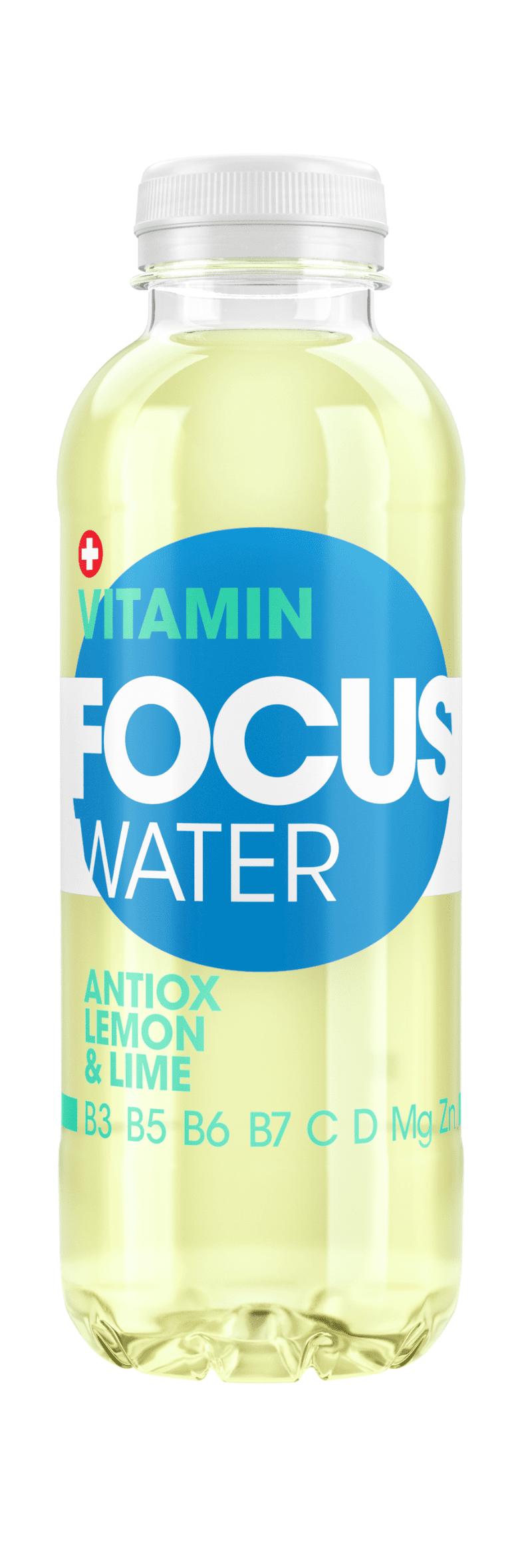Focuswater Antiox Bottle